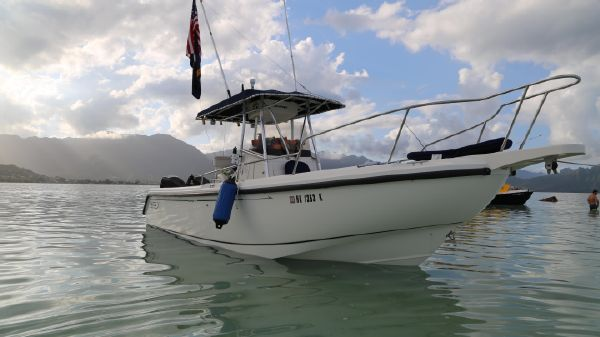 Boston Whaler Outrage 26