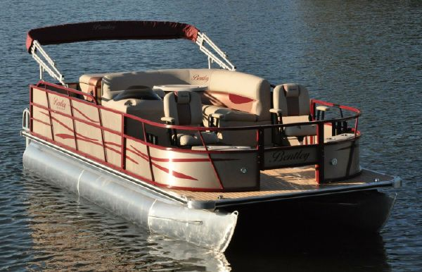2017 Bentley Pontoons 203 Fish