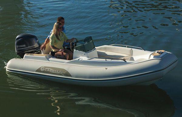 2022 Capelli Tempest 410 Yacht Tender