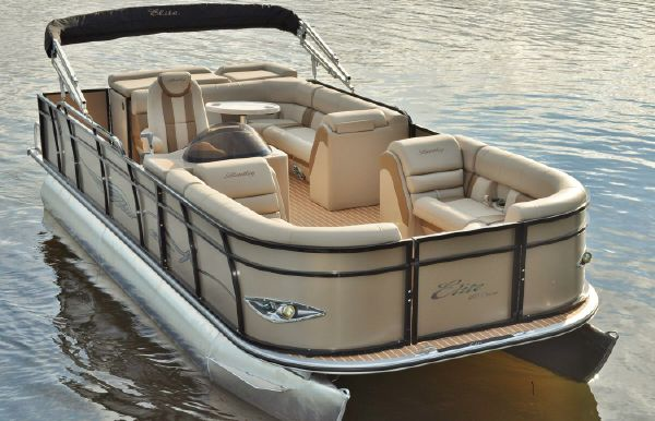 2018 Bentley Pontoons 220 Elite