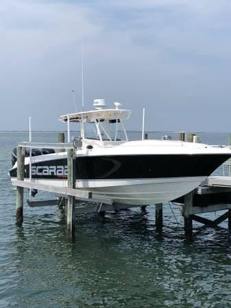 2014 Wellcraft 35 Scarab Sport Oakdale, New York - Oakdale Yacht