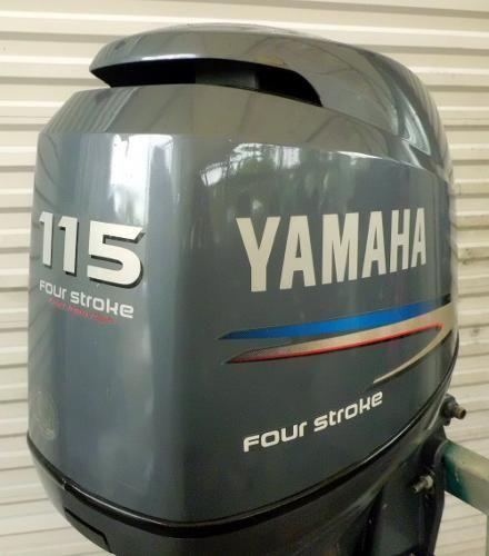 Yamaha F115hp 20