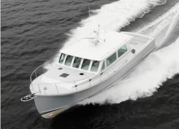 2018 Wesmac<span>Sedan Cruiser</span>