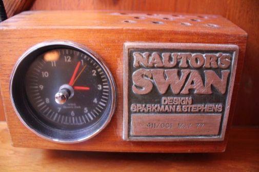 Nautor Swan 411 image