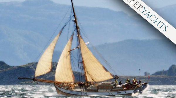 New Classic Hardangerjakt Alma af Karmøy