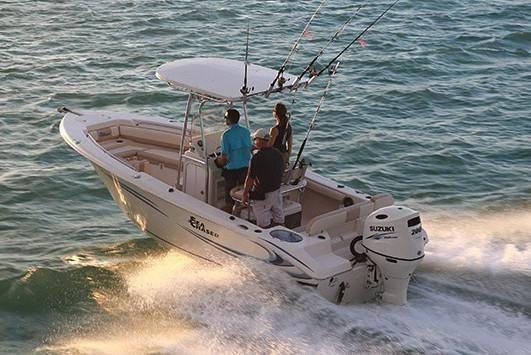 Sea Chaser 22 HFC - main image