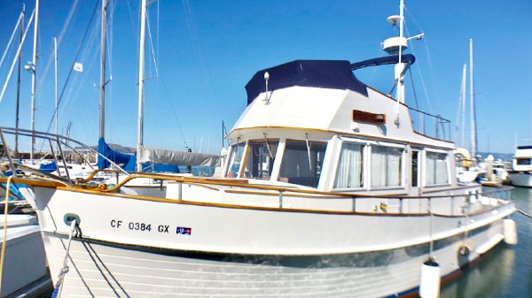 Grand Banks Classic 42