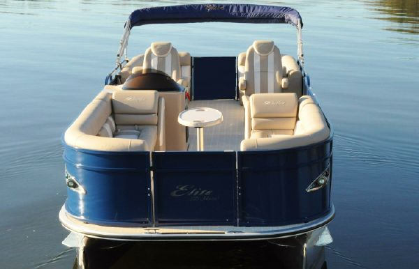 2017 Bentley Pontoons 250 Elite Admiral