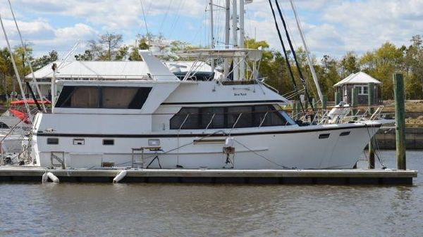 DeFever 47 Poc Motor Yacht 1988 47' DeFever POC Full Starboard Photo
