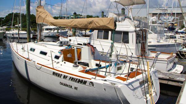 Beneteau First 36.7 Port Side