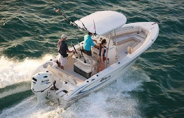 2019 Sea Chaser 27 HFC