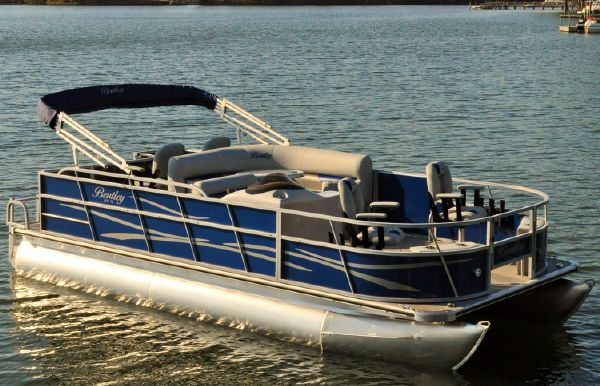 2017 Bentley Pontoons 203 4-Point