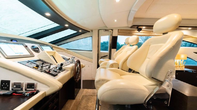 2008 Azimut For Sale Brokerage
