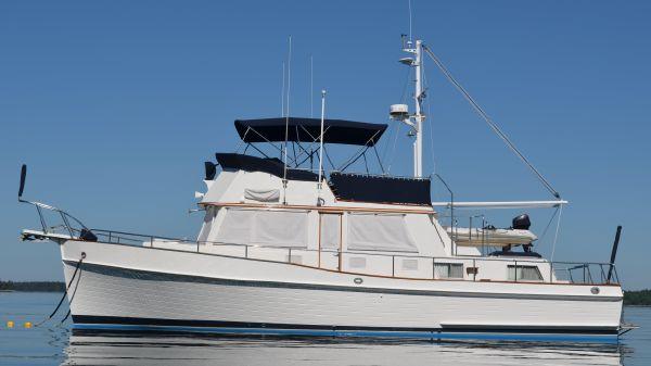 Grand Banks 42 Classic Trawler