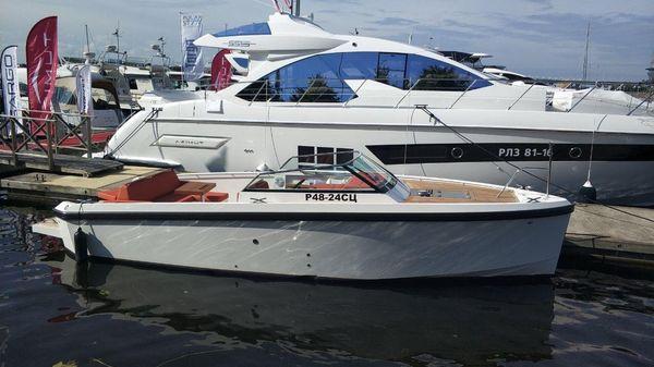 Delta Powerboats 26 Open