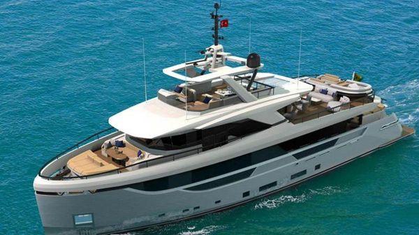 Superyacht Blaundus B30