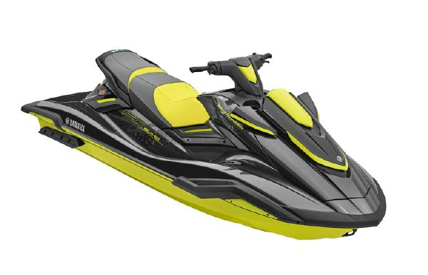 2021 Yamaha WaveRunner FX SVHO