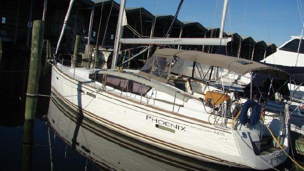Jeanneau 44 360 Docking DS Port Profile
