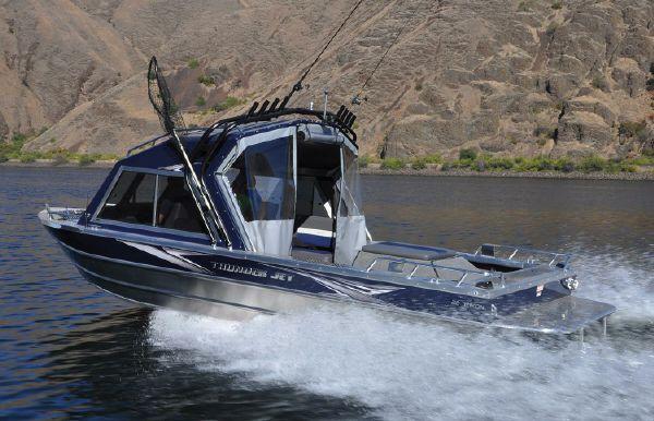 2020 Thunder Jet 23 Yukon Classic