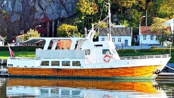 Custom Norway Fjord 54