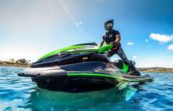 2021 Kawasaki Jetski Ultra 310R