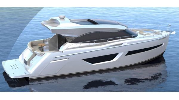 Carver C52 Coupe Manufacturer Provided Image