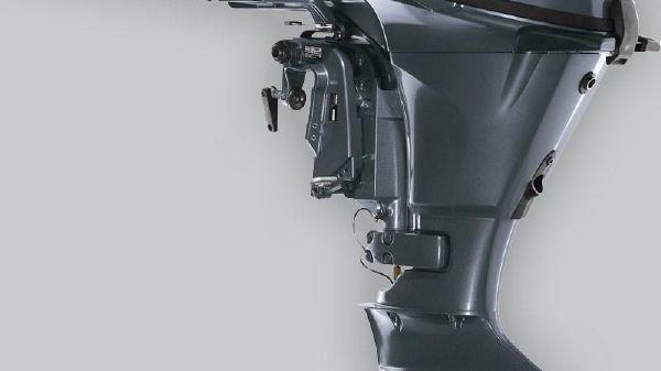 Yamaha Outboards F15SEHA