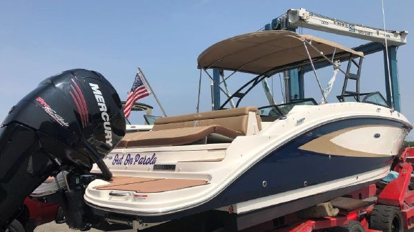 Sea Ray 270 SUNDECK OB