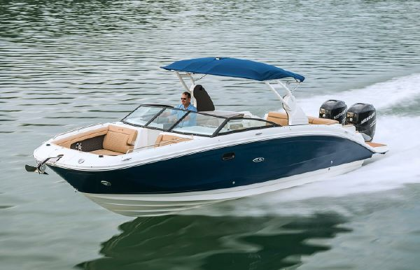2021 Sea Ray SDX 290 Outboard