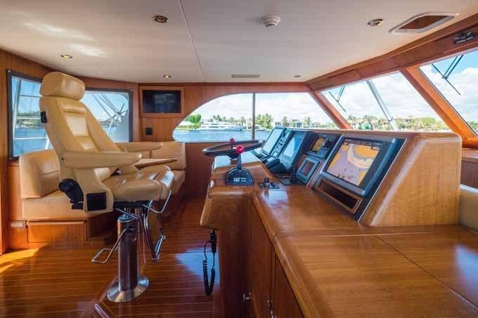 1985 Feadship Sell New England