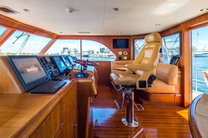 1985 Feadship For Sale Brokerage