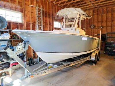 2014 Sea Hunt<span>Triton 225</span>