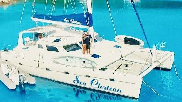 Voyage 50' catamaran