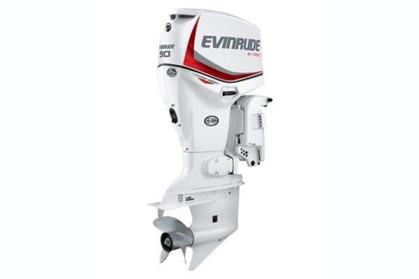 Evinrude E-tec 90 Pontoon Series