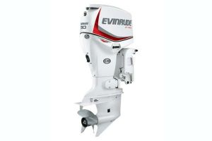 2018 Evinrude E-tec 90 Pontoon Series
