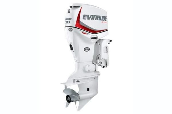Evinrude E-tec 90 Pontoon Series - main image