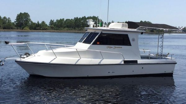 Canaveral Delta by Canaveral Custom Boats