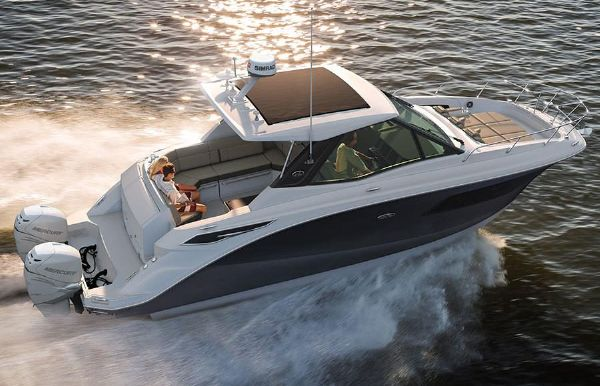 2021 Sea Ray Sundancer 320 Coupe OB