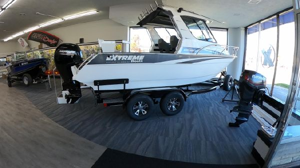 Extreme Boats 645 Gameking 21'