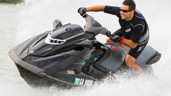 Yamaha Waverunner VXR Manufacturer Provided Image
