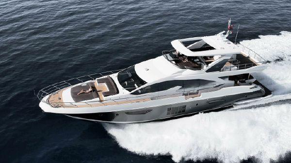 Azimut 80 Motor Yacht