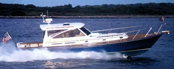 2000 Little Harbor WhisperJet 44