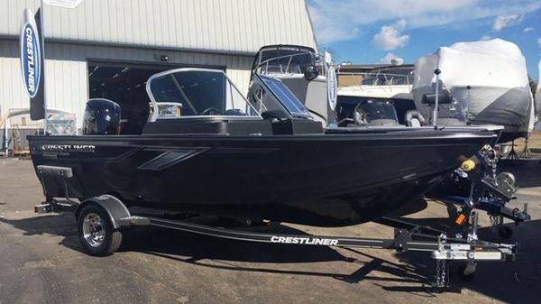 Crestliner 1650 FISH HAWK WT JS