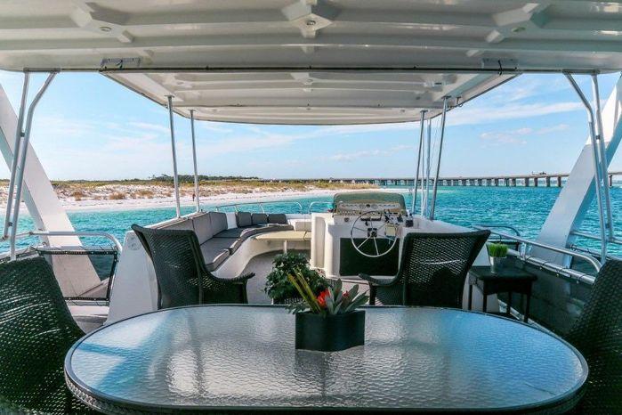 2005 Sumerset 90 Houseboat Buy BoatsalesListing