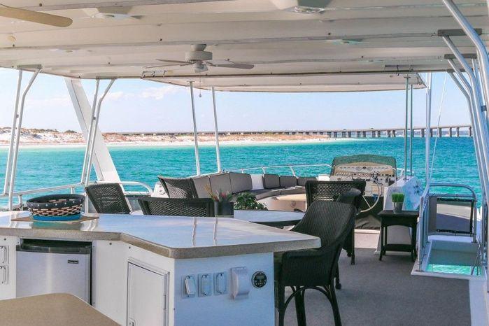 2005 Sumerset 90 Houseboat Buy Rhode Island