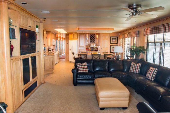 2005 Sumerset 90 Houseboat For Sale Massachusetts
