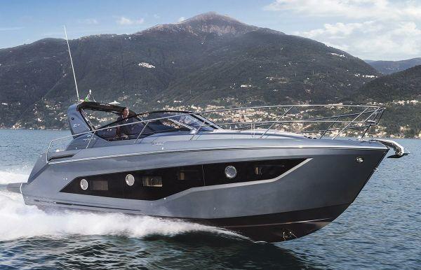 2020 Cranchi Z35