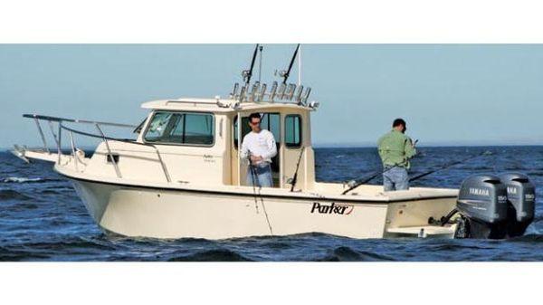 Parker 2520 XLD Sport Cabin Manufacturer Provided Image