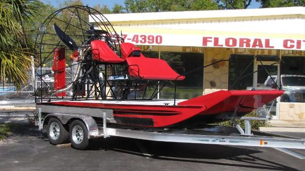 Floral City 18' FishGig