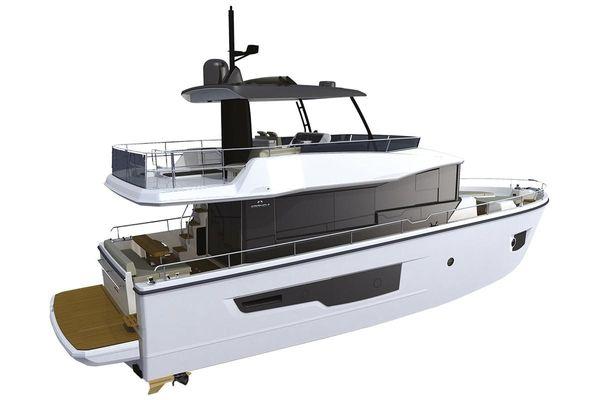 Cranchi T55 Trawler - main image